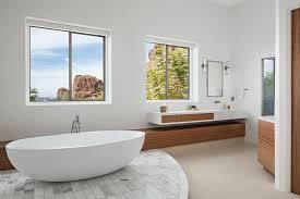 20 minimalist bathroom designs hgtv
