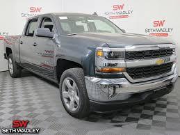 100 Chevy Pickup Trucks For Sale 2018 Silverado 1500 LT 4X4 Truck Pauls Valley OK