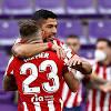 Atlético Madrid vence a Valladolid y gana la liga española