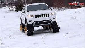 100 Truck Track System N Go On Jeep Wrangler And Grand Cherokee YouTube