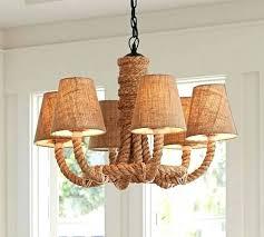 Fillable Glass Lamp Ideas by Lamps With Burlap Shades U2013 Bazaraurorita Com