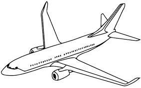 dessin a imprimer 121 dessins de coloriage avion à imprimer