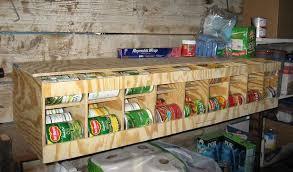 81 Can FIFO Bulk Can Dispenser Organizer 9 Steps with