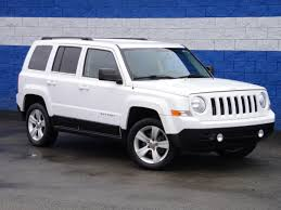 2016 JEEP PATRIOT For Sale In Connellsville, PA In Fayette County ...