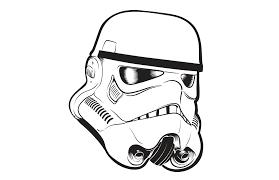 Star Wars Stormtrooper Pumpkin Stencil by Star Wars Stormtrooper Clipart 2199270