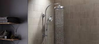 sterling ensemble shower kit american standard axis accord kohler