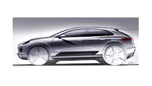 Porsche Names its Up ing pact SUV