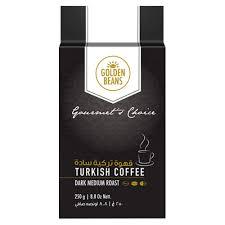 Turkish Coffee Golden Beans