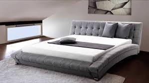 Value City Furniture Upholstered Headboards by Bedding Ella King Upholstered Bed Ivory Value City Furniture 4