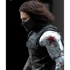 Winter Soldier Jacket | Bucky Barnes Jacket Bucky Barnes Winter Soldier Best Htc One Wallpapers Review Captain America The Sticks To Marvel Picking Joe Pavelskis Fear Fin Preview Bucky Barnes The Winter Soldier 4 Comic Vine Marvels Civil War James Buchan Mask Replica Cosplay Prop From Is In 3 2 Costume With Lifesize Cboard Cout Sebastian Stan Pinterest Stan