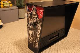 Virtual Pinball Cabinet Flat Pack by The Walking Dead Mini Virtual Pinball Cabinets Vpforums Org
