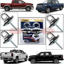 4 Pc Universal Fit Truck Bed Anchor Chrome Plated Tie Down Loop ... Best Pickup Tool Boxes For Trucks How To Decide Which Buy The Truck Bed Tie Down Problem Solved Youtube Tuff Truck Cargo Bag Pickup Waterproof Luggage Storage Amazoncom Gator Sr1 Premium Roll Up Tonneau Bed Cover 2015 Quickcap Tonneau Cover Tarp Cheap Hooks Find Deals On Stretch Net Storage Tip Nissan Titan Tiedown Compare Vs Bully Clamp Etrailercom Tie Downs Secure Your 2 Pc Universal Fit Anchor Chrome Plated Down Loop 2017 Frontier Accsories Nissan Usa