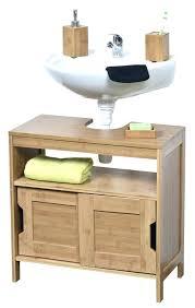 Pedestal Sink Organizer Ikea by Pedestal Sink Storage Cabinet U2013 Savjesno Me
