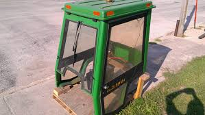 John Deere Stx38 Yellow Deck Removal by It U0027s Been A Jd Cab Kind Of Week Mytractorforum Com The
