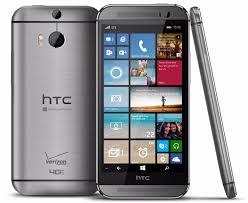 HTC e M8 6995L 32GB Gray Verizon Wireless 4G LTE Windows