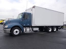 USED 2005 INTERNATIONAL 4300 BOX VAN TRUCK FOR SALE FOR SALE IN ...