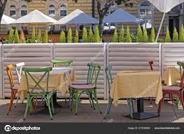 Cafe Tables Chairs City Street Outdoor — Stock Photo ... Bright Painted Tables Chairs Stock Photos Fniture Wikipedia Us 3899 Giantex Portable Outdoor Folding Table Set Camping Beach Pnic With Carrying Bag Op3381gn On Aliexpress Retro Vintage View Of Pastel Cafe Chairstables Chair And Wild 3 Rattan Garden Patio Conservatory Porch Modern And Design Sets Mandaue Foam Outdoors Fold Group Close Alinium Alloy Chairs In Stock Photo Image Greece In Cafe Or Restaurants Outside