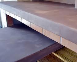 recouvrir carrelage plan de travail cuisine béton ciré sur carrelage tout ce qu il faut savoir béton cire
