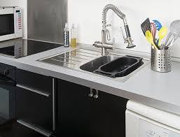 evier cuisine encastrable sous plan cuisine montage des meubles et pose d un évier