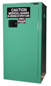 Flammable Cabinets Osha Regulations by Mg109hfl Storage Cabinet Securall Safety Of Size H Oxygen Tanks