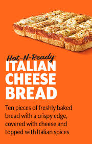 Ten Pieces Of Freshly Baked Bread With A Crispy Edge Covered Cheese And Topped