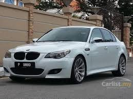 BMW 523i 2005 2 5 in Penang Automatic Sedan White for RM 89 000