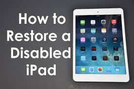 How to Fix Forgot Passcode Disabled iPhone iPad iOS 10 iOS9