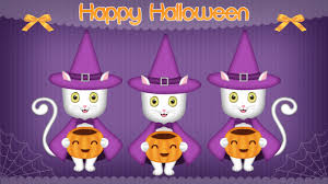Free Halloween Ecards With Photos by Happy Halloween Cute Ecard Youtube