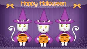 Free Halloween Ecards by Happy Halloween Cute Video Ecard Youtube