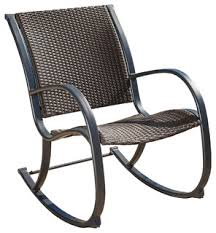 leann outdoor rocking chair contemporary outdoor rocking
