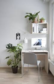 gemütlichen arbeitsplatz im wohnzimmer einrichten