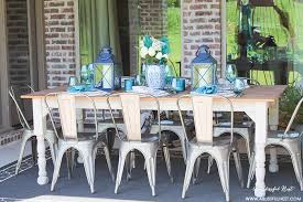 Fresh Coastal Table Decor Ideas For The Perfect Summer Night Grab These Tips On Setting