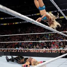 AMAZING Women Of Wrestling NXT TAKEOVER WAR GAMES WOMENS TITLE