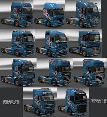 World Of Trucks Skin Pack | ETS 2 Mods Volvo Vnl 670 Royal Tiger Skin Ets 2 Mods Truck Skins American Simulator Ats Kenworth T680 Truck Joker Skin Skins Ijs Mods Squirrel Logistics Inc Hype Updated For W900 Scania Rs Longline T Fairy Skins Euro Daf Xf 105 By Stanley Wiesinger Skin 125 Modhubus Urban Camo Originais Heavy Simulador Home Facebook