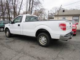 100 Used Ford F 150 Trucks 2011 2WD Reg Cab 145 XL At Rahway Auto Exchange NJ