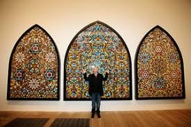 becomes him damien hirst at tate modern in pictures
