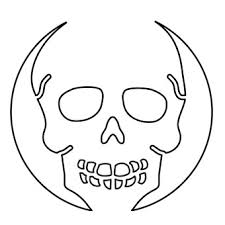 Sugar Skull Pumpkin Carving Patterns by 100 Sugar Skull Pumpkin Template Printable Sugar Skull