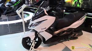 2015 Kawasaki J300 Scooter
