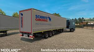 TMP - Schmitz Mod For ETS 2 Renault Premium With Autoload V20 Farming Simulator Modification Cm Truck Beds At Tmp Innovate Daimler 00 Trailer Ets2 Oversize Load 2 R 12r 130 Euro Simulator Chemical Cistern Mods Youtube Speeding Freight Semi Truck With Made In Sweden Caption On The Jumbo Pack Man Fs15 V11 Cistern Chrome V12 Trailer Mod