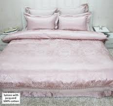Pink Bed Linen King Size