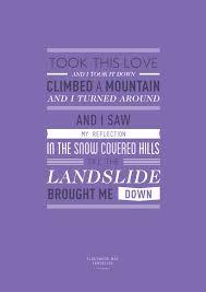 Smashing Pumpkins Landslide Tab by Best 25 Landslide Fleetwood Mac Ideas On Pinterest Fleetwood