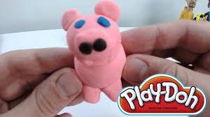 Pumpkin Spice Jello Playdough by Play Doh Makeables Porco De Massinhas Play Dough Peppa Pig For