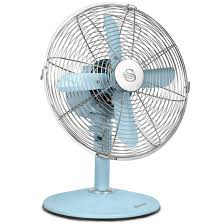 retro and vintage fans a fresh old look at cooling colour my