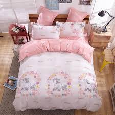 Victoria Secret Pink Bedding Queen by Aliexpress Com Buy Smile Bedding Set Kids Cotton Bed Sheet