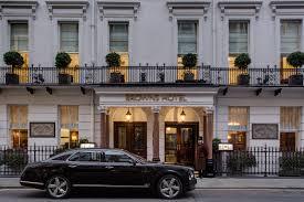 100 Skyward Fairmont Browns Unveils New British Heritageinspired Lobby News