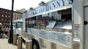 100 Brooklyn Food Trucks Pollos A La Brasa Dannys In Front Of Museum