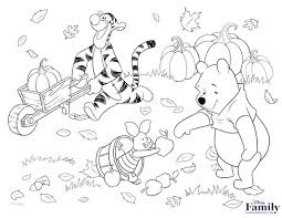 FREE Thanksgiving Coloring Pages Printable Activities