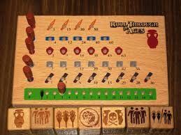 Roll Through The Ages Board