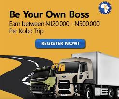100 Scott Fulcher Trucking Nigerian Logistics Startup Kobo360 Raises 6M Expands In Africa