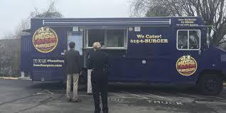 Nashville $10 Lunch: Hoss' Loaded Burgers Food Truck